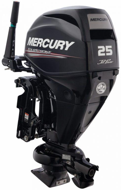 Mercury Jet Drive 25hp